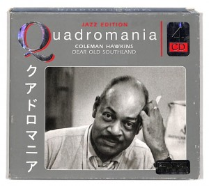Coleman Hawkins - Dear Old Southland 4CD EU NM