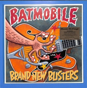 Batmobile - Brand New Blister  EU MINT