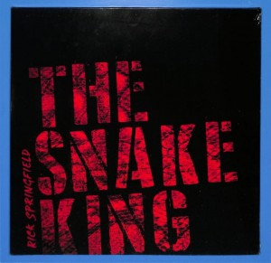 Rick Springfield - The Snake King EU MINT