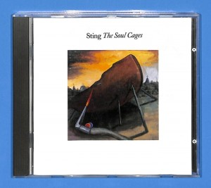 Sting - The Soul Cages   EU (3+)