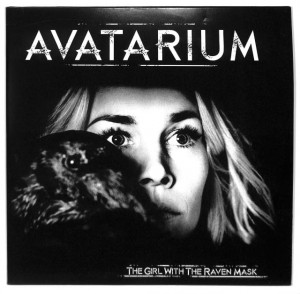 Avatarium - The Girl With The Raven Mask 2LP EU NM