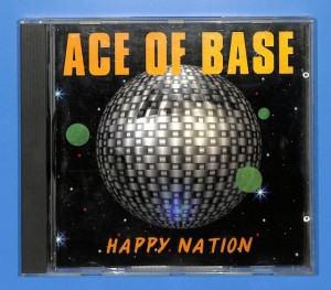 Ace Of Base - Happy Nation EU (3+)
