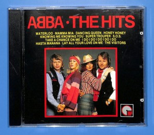 ABBA - The Hits EU (3+)