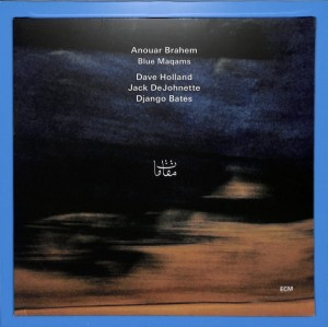 Anouar Brahem - Blue Maqams 2LP EU NEW