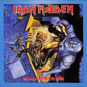 Iron Maiden - No Prayer For The Dying EU MINT