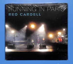 Red Cardell - Running In Paris EU NEW