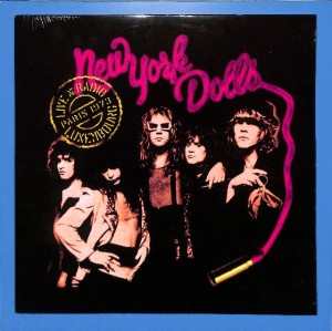 New York Dolls - Live At Radio Luxembourg EU MINT