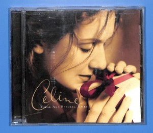 Celine Dion - These Are Special Times  EU 3+