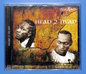 Lukie D and Tony Curtis - Head 2 Head  EU NEW