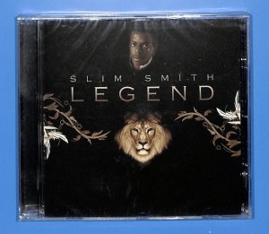 Slim Smith - Legend  EU NEW