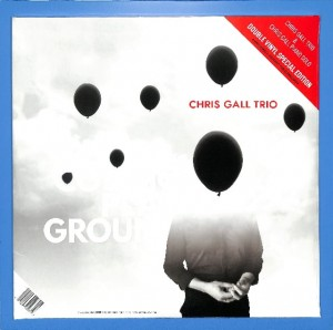 Chris Gall Trio - Room Of Silence .... 2LP EU MINT