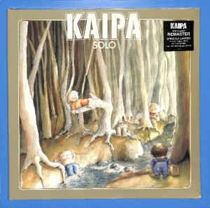 Kaipa - Solo EU LP+CD  MINT
