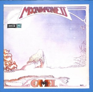 Camel - Moonmadness  EU MINT