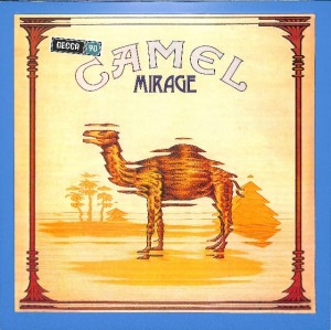 Camel - Mirage  EU MINT