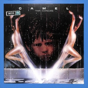 Camel - Rain Dances  EU MINT