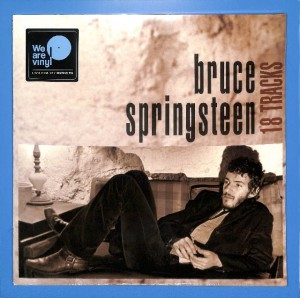 Bruce Springsteen - 18 Tracks 2LP EU  MINT