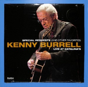 Kenny Burrell - Special Requests... US MINT