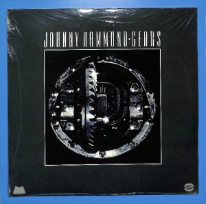 Johnny Hammond - Gears 2LP EU  MINT