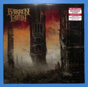 Barren Earth - On Lonely Towers 2LP EU MINT