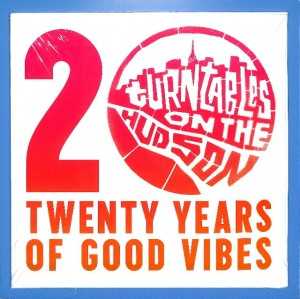 Various - 20 Years Of Good Vibes‎ 3LP US MINT