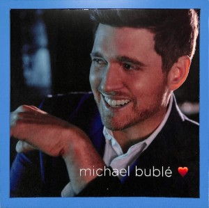 Michael Buble - Love EU MINT