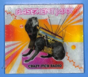 Basement Jaxx ‎– Crazy Itch Radio  EU MINT
