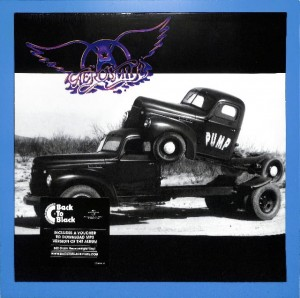 Aerosmith - Pump EU MINT