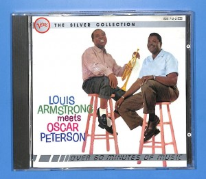 Armstrong Meets Peterson - S/T  EU 5-