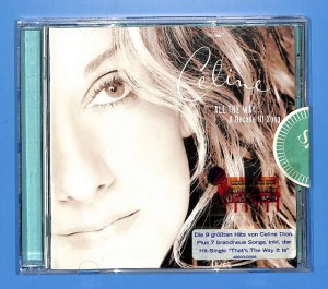 Celine - All The Way...  EU 3+
