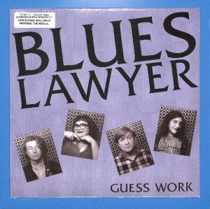 Blues Lawyer - Guess Work US MINT