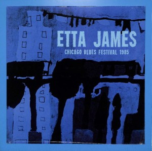 Etta James - Chicago Blues Festival 1985  MINT