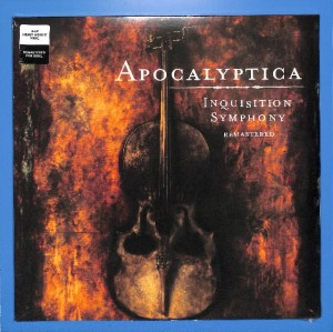 Apocalyptica - Inquisition Symphony 2LP EU MINT