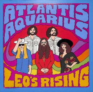 Atlantis Aquarius -  Leo's Rising  US MINT