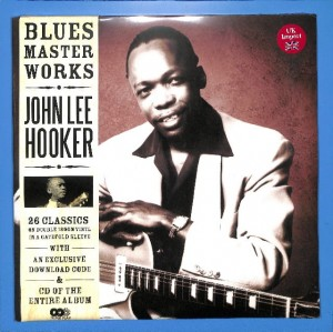 John Lee Hooker - Blues Master 2LP+CD EU MINT