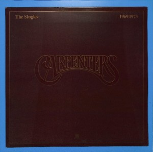 Carpenters - The Singles 1969-1973 EU VG+