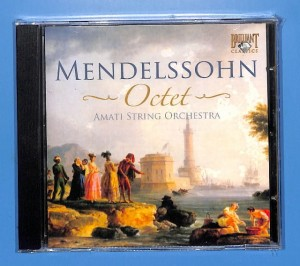 Mendelssohn - Piano Sextet and Octet EU MINT
