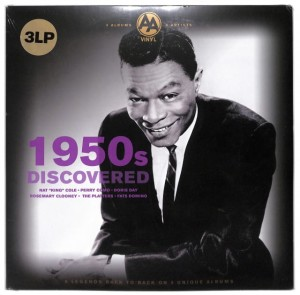 Various - 1950s Discovered 3LP MINT