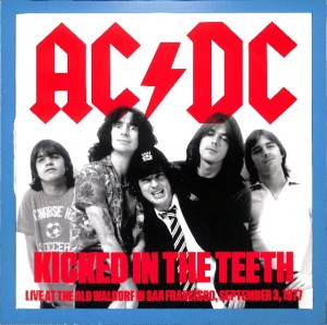 AC/DC - Kicked In The Teeth   EU  EX