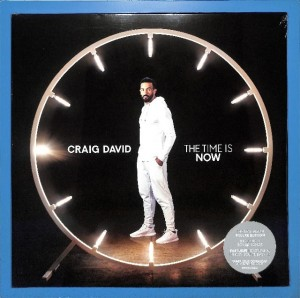 Craig David - The Time Is Now (Deluxe) 2LP EU MINT