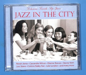 Various - Jazz In The City EU 3+