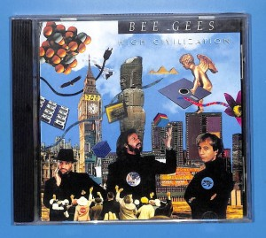 Bee Gees - High Civilization EU 3+