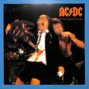 AC/DC - If You Want Blood You've Got It EU NEW
