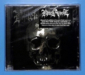 Black Anvil - Time Insults The Mind EU NEW