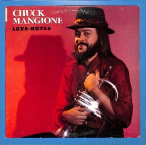 Chuck Mangione - Love Notes US VG+