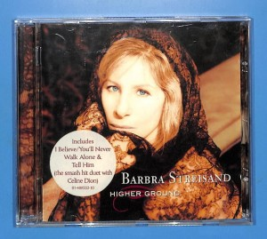 Barbra Streisand - Higher Ground EU 5-