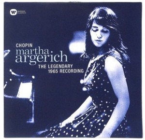 Chopin - Martha Argerich - 1965 Recording EU NM