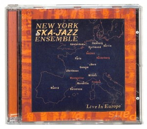 New York Ska-Jazz Ensemble - Live In Europe EU 4