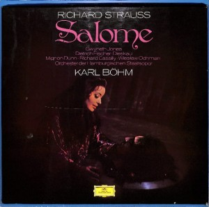 Richard Strauss - Salome 2LP BOX EU VG+
