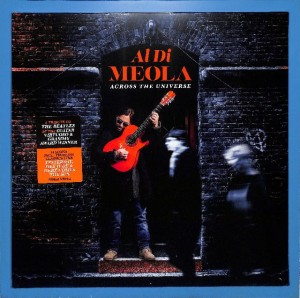 Al Di Meola - Across The Universe 2LP EU NEW