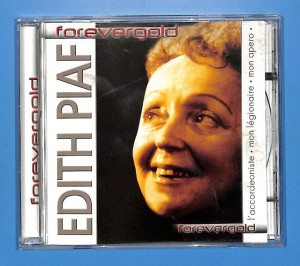 Edith Piaf - Chansons D'or - forevergold EU 5-